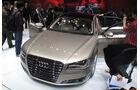 Audi A8 auf der Auto China 2010
