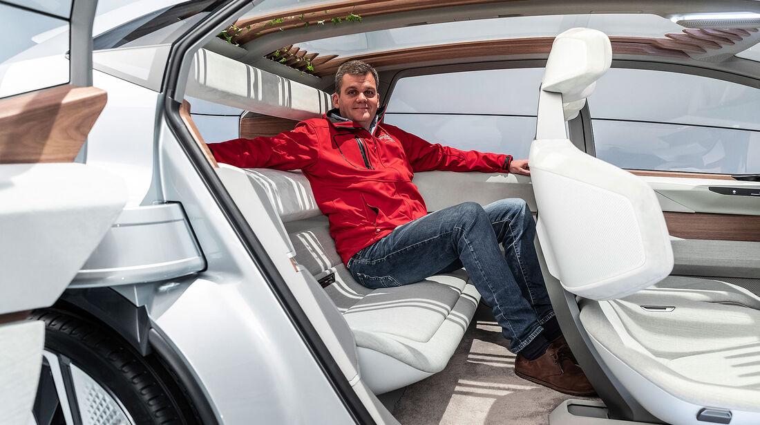 Audi AI:ME Concept Car Shanghai 2031
