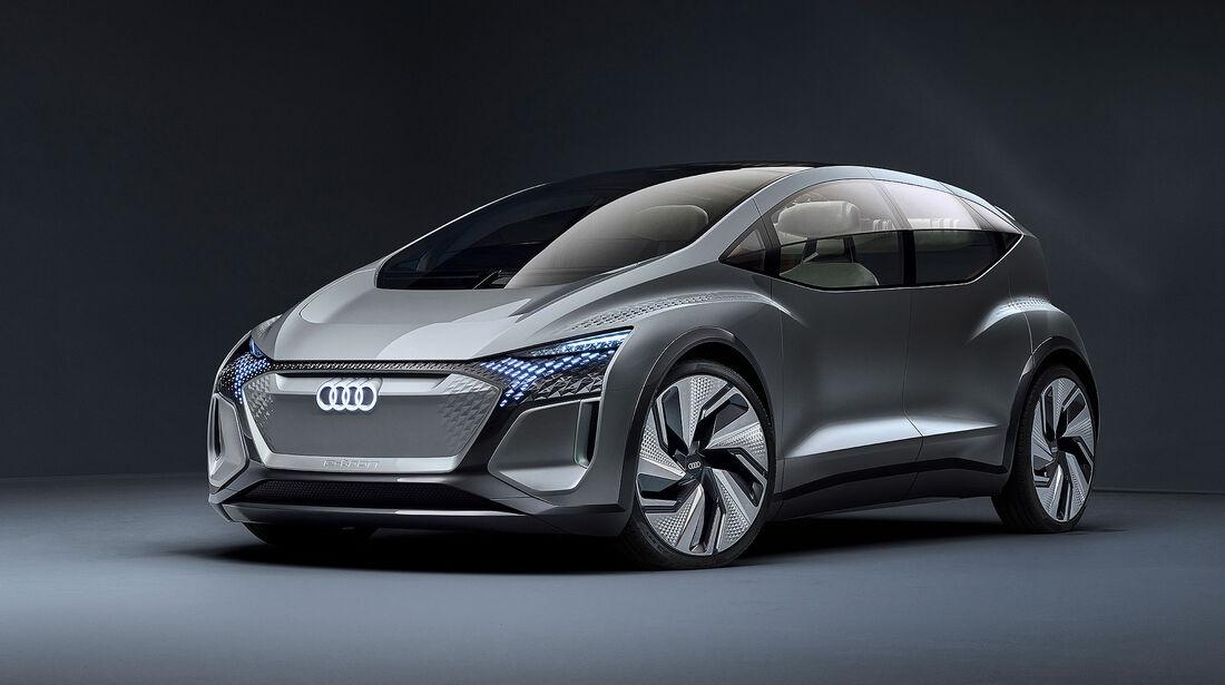 Audi AI:ME Concept Car Shanghai 2033