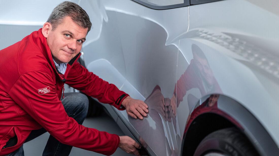 Audi AI:ME Concept Car Shanghai 2038