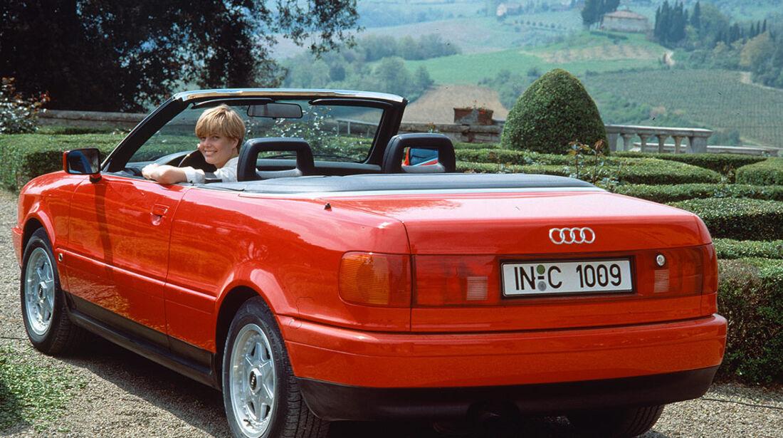 Audi Cabrio von 1991