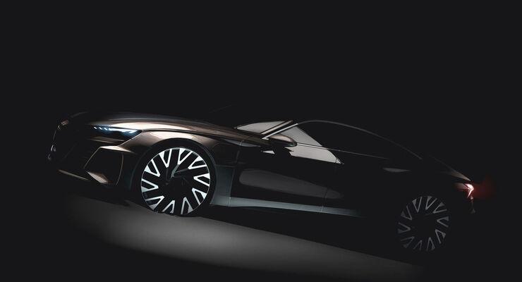 Neuer Audi E-Tron GT (2020): Infos, Daten, Preise - auto motor und sport