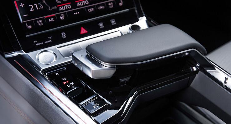 Audi E-Tron Interieur
