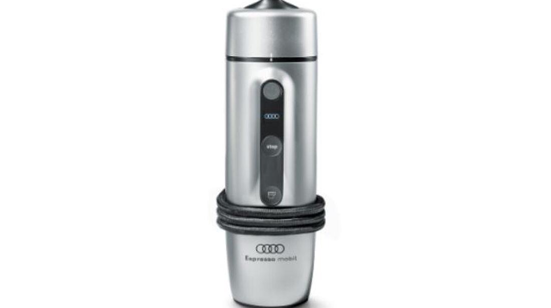 Audi Espressomaschine
