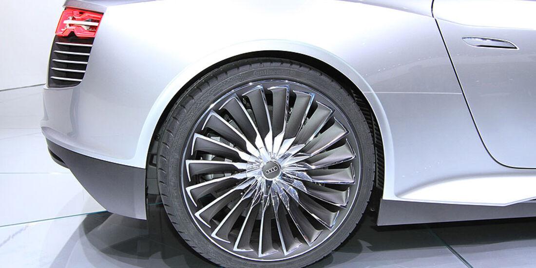 Audi Etron Spyder