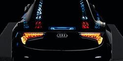 Audi, Heckleuchten