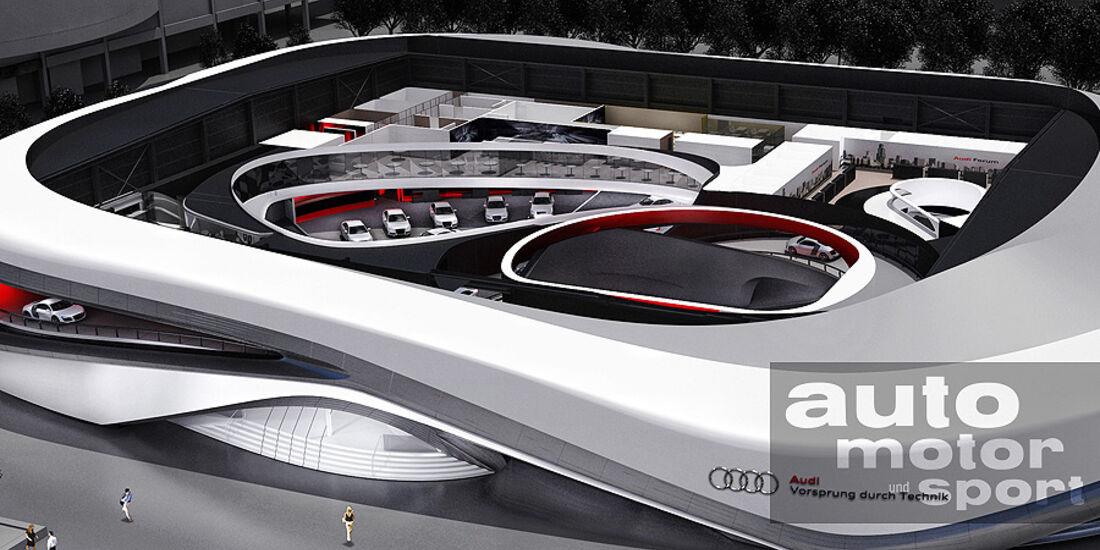 Audi IAA Stand