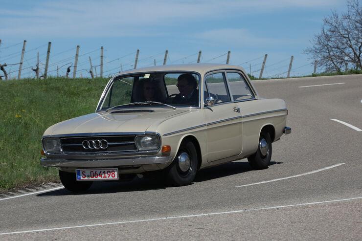 Audi L, Seitenansicht