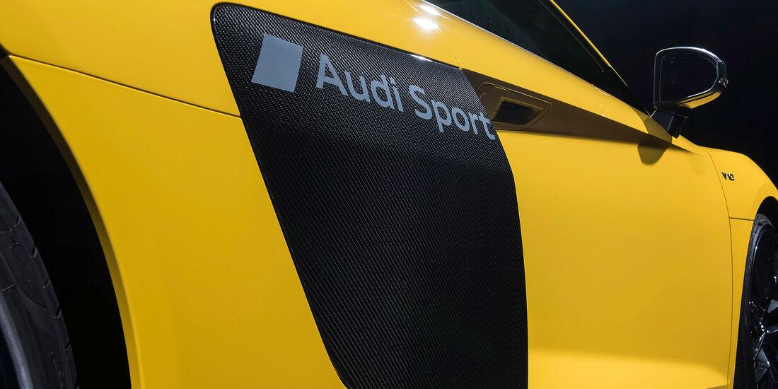 Audi Lack Tattoo