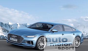Audi-Neuheiten, Audi A7