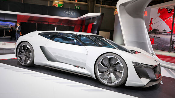 Audi PB 18 E-Tron Paris Auto Show 2018