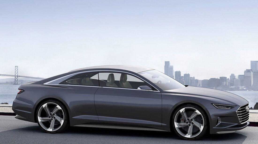 Audi Prologue Piloted Driving