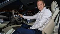 Audi Prologue Sitzprobe