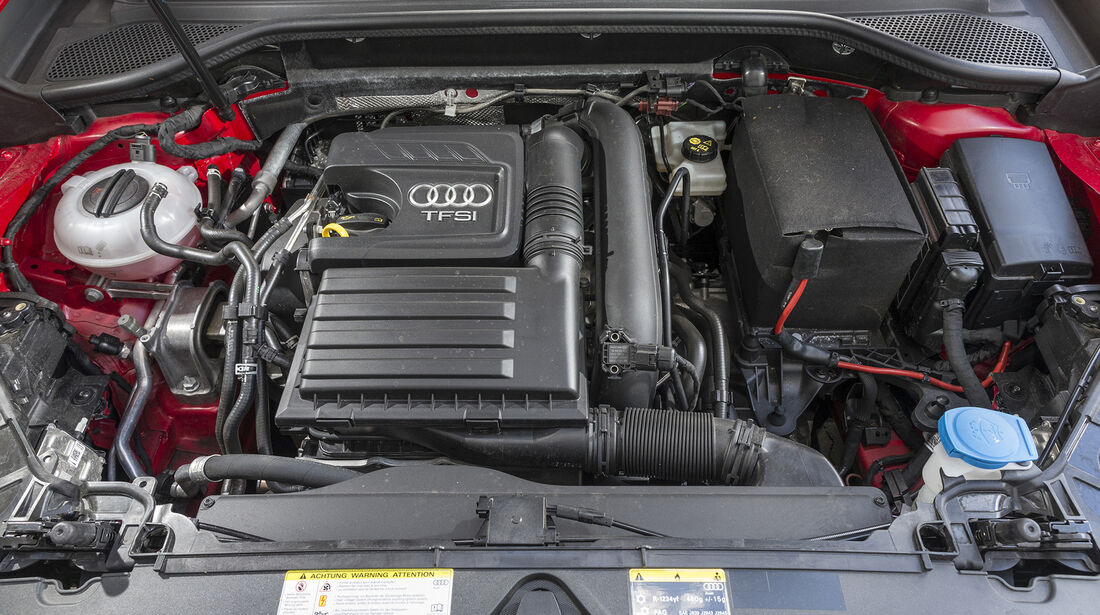 Audi Q2 1.4 TSI (GA), Motor