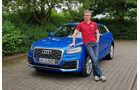 Audi Q2 2.0TDI Quattro, Dirk Gulde