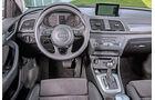 Audi Q3 2.0 TFSI Quattro Sport, Cockpit