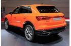 Audi Q3 Auto Show Paris 2018