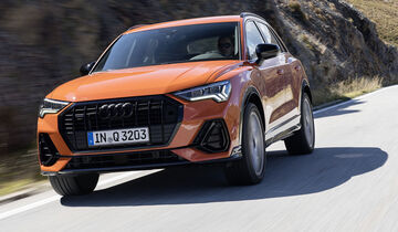 Audi Q3 Fahrbericht (2018)