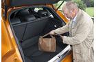 Audi Q3 Kofferraum