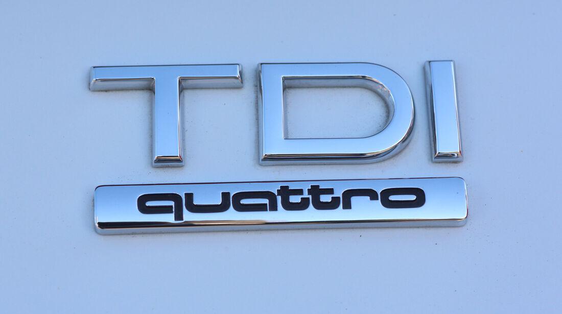 Audi Q3, Typenbezeichnung