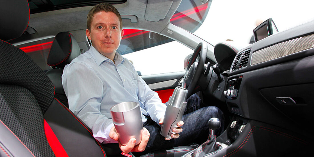 Audi Q3 Vail  Sitzprobe Jens Dralle