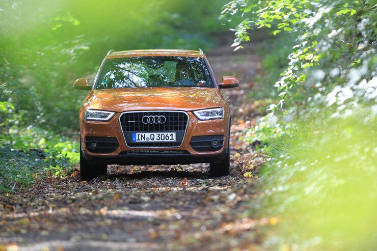 Audi Q3, Waldstraße