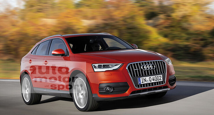 Audi Neuheiten: Im Kampf um die Premium-Krone - auto motor und sport