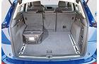 Audi Q5 2.0 TDI Quattro, Kofferraum