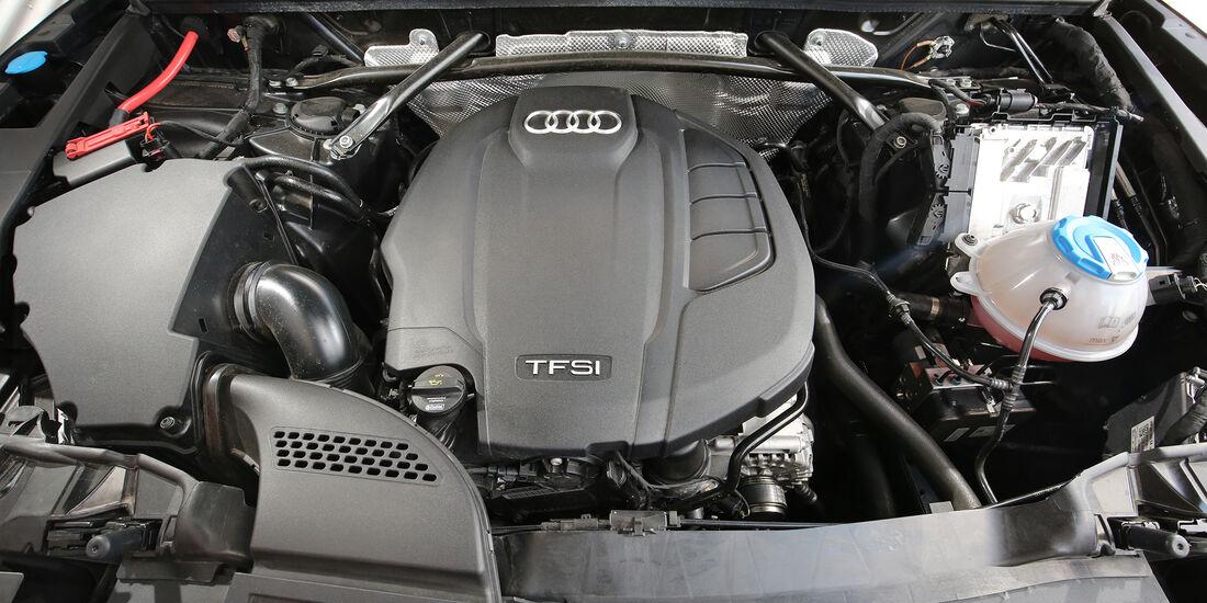Audi Q5 2.0 TFSI Quattro Motor