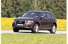 Audi Q5 3.0 TDI, Seitenansicht