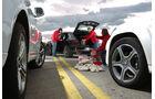 Audi Q5, Mercedes GLK, Porsche Macan, Test