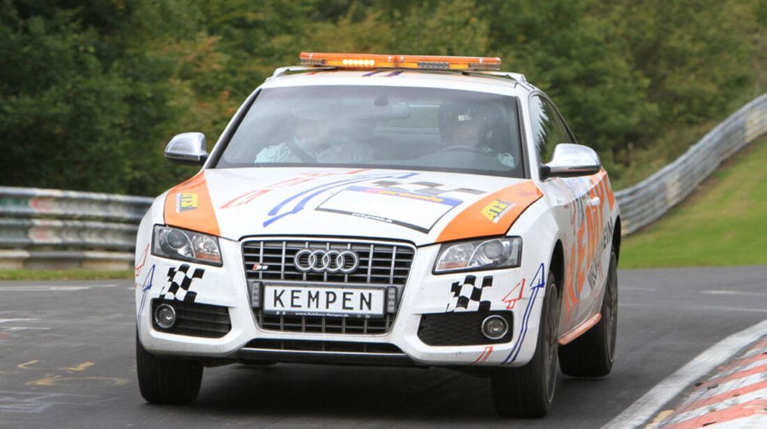Audi Q5 Safety Car