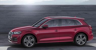 Audi Q5L Langversion China