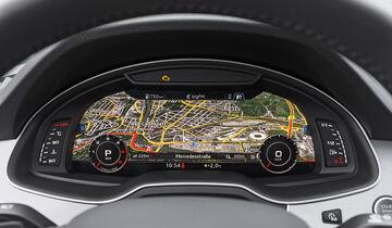 Audi Q7 3.0 TDI Quattro, Interieur