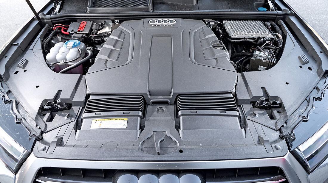 Audi Q7 3.0 TDI Quattro, Motor