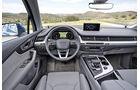 Audi Q7, Cockpit