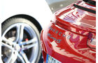 Audi R8 FSI Quattro, Porsche 911 Carrera 4S, Detail