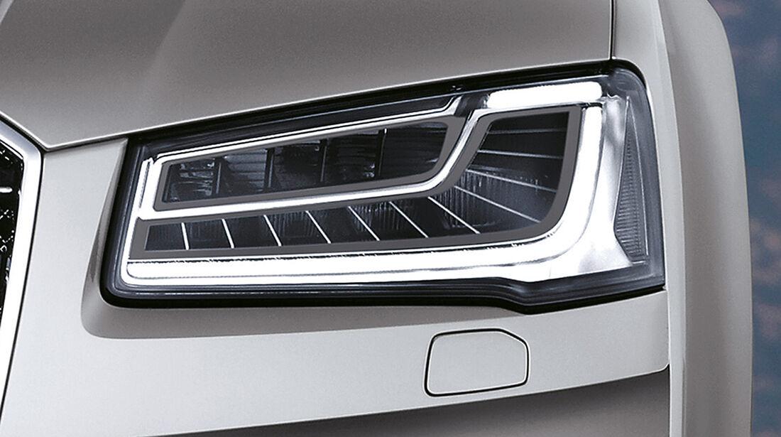 Audi R8, Frontscheinwerfer, LED