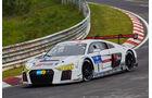 Audi R8 LMS - Audi Sport Team Phoenix - Startnummer: #1 - Bewerber/Fahrer: Christopher Haase, Christian Mamerow, René Rast, Markus Winkelhock - Klasse: SP9 GT3