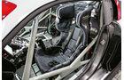 Audi R8 LMS GT3, Fahersitz