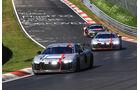 Audi R8 LMS GT4 - Startnummer #18 - 24h-Rennen Nürburgring 2017 - Nordschleife - Samstag - 27.5.2017