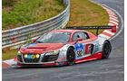 Audi R8 LMS ultra - Audi Race Experience - Startnummer: #502 - Bewerber/Fahrer: Felix Baumgartner, Marco Werner, Frank Biela, Pierre Kaffer - Klasse: SP9 GT3