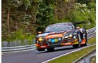 Audi R8 LMS ultra - G-Drive - 24h-Rennen Nürburgring 2014 - Top-30-Qualifying