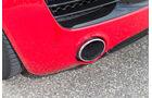 Audi R8 Spyder 5.2 FSI Quattro, Endrohr, Auspuff