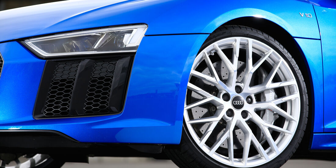 Audi R8 V10, Audi R8 5.2 FSI Quattro, Rad, Felge