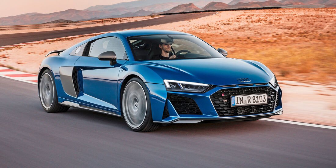 Audi R8 V10 Performance - Serie - Coupes ueber 150000 Euro - sport auto Award 2019