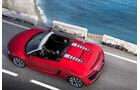 Audi R8 V10 plus, von oben