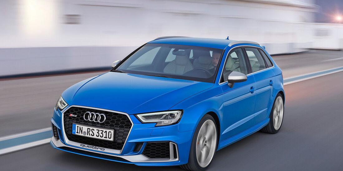 Audi RS 3 Sportback - Serie - Kompaktwagen ueber 35000 Euro - sport auto Award 2019