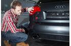 Audi RS 4, Heckleuchte