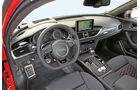 Audi RS 6 Avant Performance, Cockpit